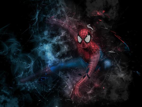 Spiderman by Robert Sergeant